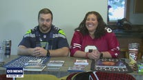 Extra meaning to Seahawks-49ers rivarly in divided Lake Tapps home