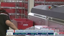 King, Whatcom counties mailing ballots today
