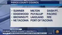Pierce County Council District 2 race
