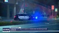 Major Crimes investigating death of woman in Shoreline parking lot
