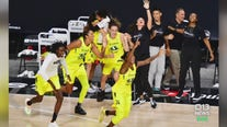 Seattle University has ties to Seattle Storm stars as fans celebrate WNBA championship