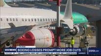 Boeing losses prompt more job cuts