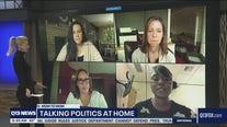 Talking politics at home