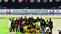 Seattle Storm celebrate fourth WNBA title with virtual rally