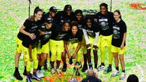 Seattle Storm sweep Las Vegas Aces, winning 4th WNBA title