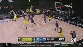 Fans excited as Seattle Storm enter WNBA Finals