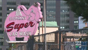 Seattle 'losing its character' after Elephant Super Car Wash permanently closes iconic location