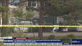 Standoff in Lakewood