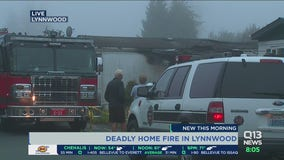 Deadly mobile home fire in Lynnwood