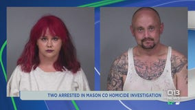Lake Cushman homicide suspects arrested in California