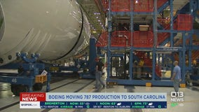 Boeing exec discusses moving Dreamliner production to South Carolina