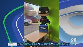 Batman statue stolen from Everett comic store