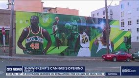 Shawn Kemp's Cannabis opening