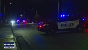 Community reacts to Sunday violence at church parking lot
