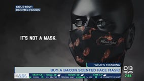 Hormel giving away free bacon-scented face masks