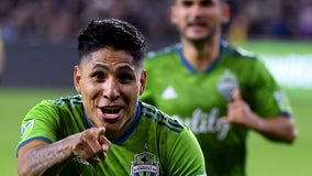 Ruidíaz scores to help Sounders beat FC Dallas 1-0