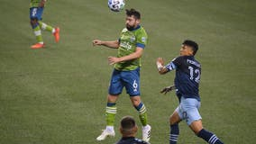 Wednesday's Sounders match postponed; Raul Ruidiaz tests positive for Covid-19