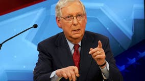 Mitch McConnell slates October revote on GOP COVID-19 relief plan