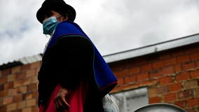 Colombia reaches 1 million confirmed COVID-19 cases