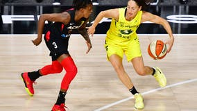 Ageless Sue Bird has Storm one win away from 4th title