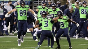 The Seahawks always believe. Maybe there's a lesson in that.