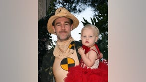 James Van Der Beek shares details about why he and his family are moving from LA to Texas