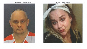 Two people wanted on murder charges after woman's body found near Lake Cushman