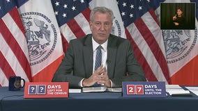 NYC mayor warns of bleak days ahead with coronavirus outbreak