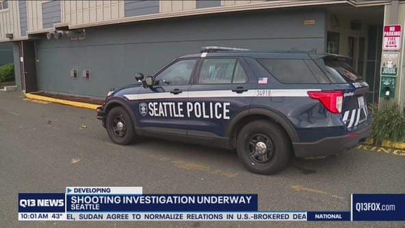 Dog shot and killed in officer involved shooting in North Seattle