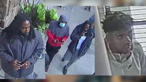 Surveillance video shows slew of looters stealing from Bellevue Square stores; help ID three suspects