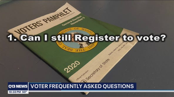 Election officials answer FAQs from voters