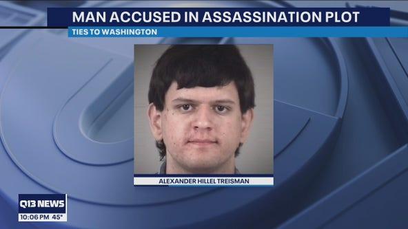 Washington state man arrested in N.C., accused of deadly threats against Joe Biden
