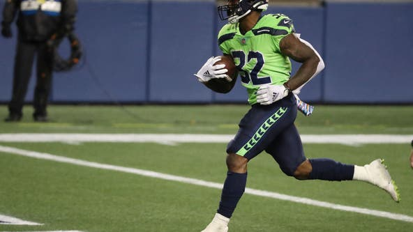 Seahawks get Carson, Pocic and Griffin back to face Eagles on Monday night