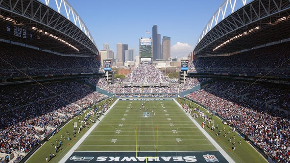 Seahawks won't allow fans for Nov. 1 home game against 49ers