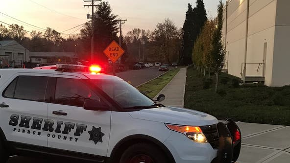 Five people shot and injured at Halloween party near Sumner