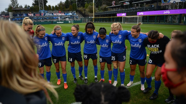 Commentary: Giving thanks to OL Reign, NWSL for pioneering way through pandemic before other leagues