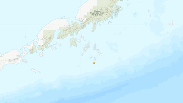 Tsunami warning issued for southern Alaska after 7.4-magnitude earthquake