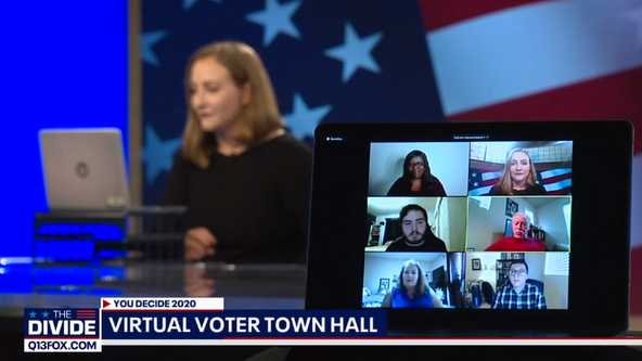Election 2020: Virtual Voter Town Hall