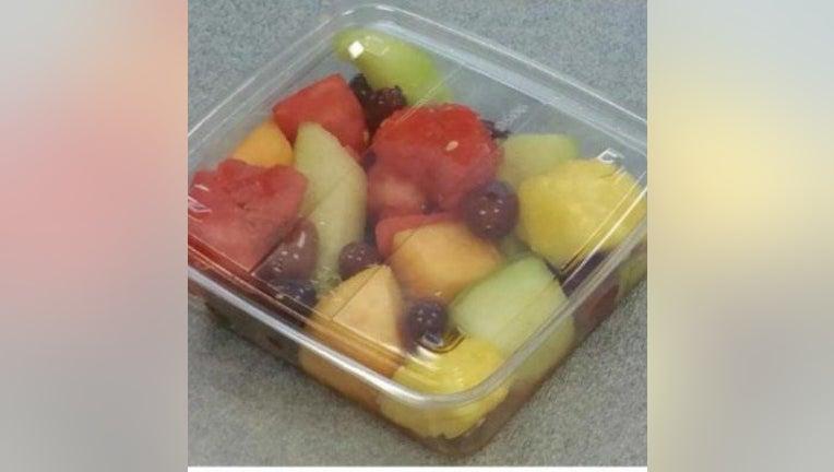 pre-cut fruit FDA