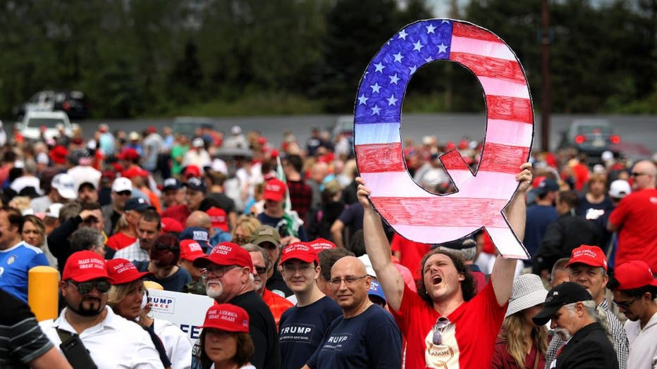 e25ae196-President Trump Holds Make America Great Again Rally In Pennsylvania