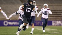 Washington Huskies pull out of Pac-12 championship
