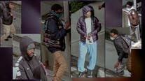 Help ID slew of looting suspects, including one seen shooting-up display case to steal cigarettes