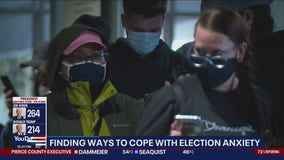 Psychologist gives advice managing anxiety of elections, Daylight Savings Time and Covid-19 pandemic