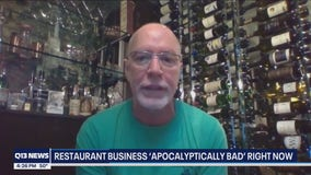'Apocalyptically bad': Even without dining restrictions, restaurants need more help to survive pandemic