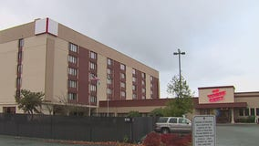 Man arrested for arson at hotel for homeless in Renton