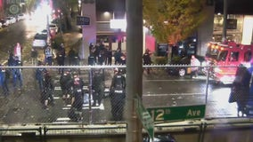 Investigation launched into Seattle protester who was hospitalized