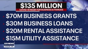 Inslee announces $135 million in grants, loans for Washington businesses