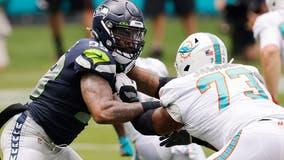 Seahawks defensive lineman Damontre Moore suspended for 6 games
