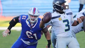 Bills hand Seahawks second loss of the season, 44-34 in Buffalo