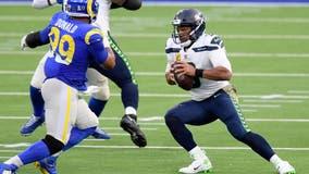 Goff's passing, Williams' picks lead Rams past Seahawks 23-16